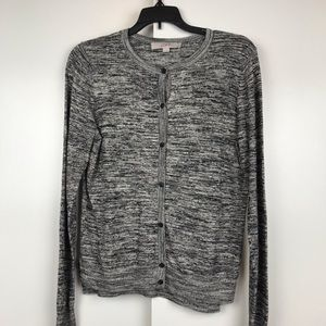 Loft Button Front Cardigan Sz Small